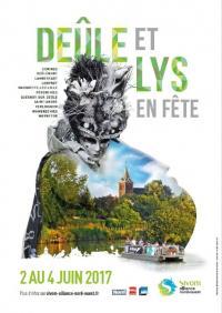 Fête de la Deûle ce week-end de Pentecôte au port de plaisance de Deûlémont / Comines